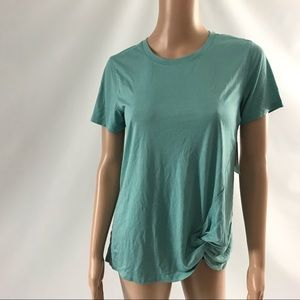 Old Navy Active Women's Shirt Size S Green